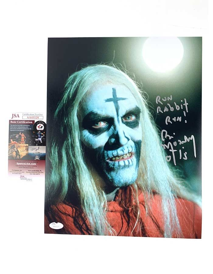 Bill Moseley signed 11x14 Photo House of 1000 Corpses